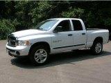 2005 Bright White Dodge Ram 1500 Thunder Road Quad Cab 4x4 #32535284