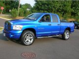 2007 Dodge Ram 1500 Sport Quad Cab 4x4 Data, Info and Specs
