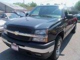 2005 Dark Gray Metallic Chevrolet Silverado 1500 LT Extended Cab 4x4 #32534727