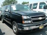 2006 Black Chevrolet Silverado 1500 LS Regular Cab #32534732