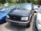 1997 Black Ford Explorer XL #32604113
