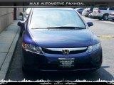 2007 Royal Blue Pearl Honda Civic EX Sedan #32604391
