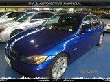 2007 Montego Blue Metallic BMW 3 Series 335i Sedan #32604631