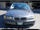 2002 Steel Grey Metallic BMW 3 Series 325xi Sedan #32604425