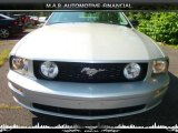 2006 Satin Silver Metallic Ford Mustang GT Premium Coupe #32604685