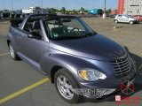 2007 Opal Gray Metallic Chrysler PT Cruiser Convertible #32604266