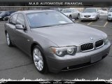 2003 Titanium Grey Metallic BMW 7 Series 745i Sedan #32604717