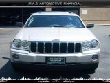 2006 Bright Silver Metallic Jeep Grand Cherokee Limited 4x4 #32604469
