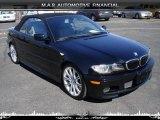 2004 Jet Black BMW 3 Series 330i Convertible #32604721
