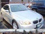 2007 Titanium Silver Metallic BMW 3 Series 328xi Coupe #32604475