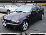 2004 Orient Blue Metallic BMW 3 Series 330xi Sedan #32604737
