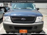 2003 True Blue Metallic Ford Explorer XLS 4x4 #32604324