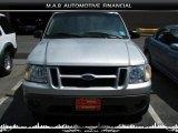 2001 Silver Frost Metallic Ford Explorer Sport 4x4 #32604334