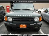 2001 Land Rover Discovery II SE