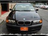 2000 Jet Black BMW 3 Series 323i Sedan #32604343
