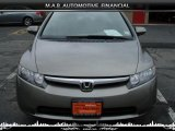 2006 Galaxy Gray Metallic Honda Civic Hybrid Sedan #32604360