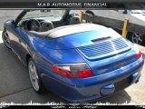 2003 Porsche 911 Cobalt Blue Metallic