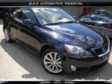 2008 Black Sapphire Pearl Lexus IS 250 AWD #32604566