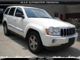 2006 Stone White Jeep Grand Cherokee Limited 4x4 #32604581