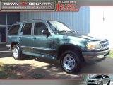 1995 Ford Explorer Medium Willow Metallic