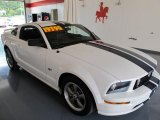 2006 Performance White Ford Mustang GT Premium Coupe #32681680