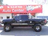 2007 Black Chevrolet Silverado 1500 Classic Z71 Extended Cab 4x4 #32682484