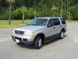 2003 Silver Birch Metallic Ford Explorer XLT 4x4 #32682925