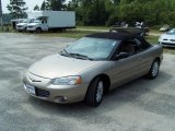 2002 Light Almond Pearl Metallic Chrysler Sebring LXi Convertible #32682928