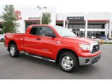 2007 Radiant Red Toyota Tundra SR5 TRD Double Cab 4x4 #32681698