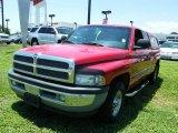 2001 Flame Red Dodge Ram 1500 SLT Club Cab #32682106