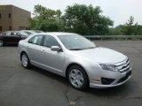 2010 Brilliant Silver Metallic Ford Fusion SE #32682128