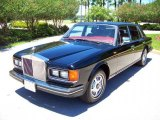 Rolls-Royce Silver Spur 1985 Data, Info and Specs