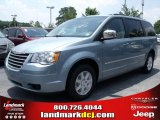 2010 Clearwater Blue Pearl Chrysler Town & Country Touring #32682175