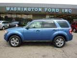 2009 Sport Blue Metallic Ford Escape XLT V6 4WD #32682628