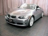 2007 Space Gray Metallic BMW 3 Series 328i Convertible #32681804