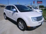 2010 White Platinum Tri-Coat Lincoln MKX FWD #32683068