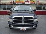 2005 Black Dodge Ram 1500 ST Regular Cab #32681834