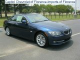 2011 Deep Sea Blue Metallic BMW 3 Series 328i Convertible #32683092