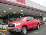 2010 Radiant Red Toyota Tundra TRD Double Cab 4x4 #32682681
