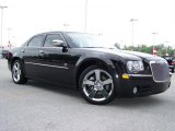 2008 Brilliant Black Crystal Pearl Chrysler 300 Touring DUB Edition #32681845