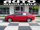 2005 Milano Red Acura TSX Sedan #32682716