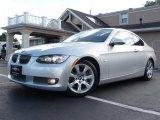 2007 Titanium Silver Metallic BMW 3 Series 335i Coupe #32682260