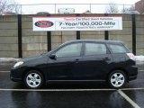 2007 Black Sand Pearl Toyota Matrix XR #3274433