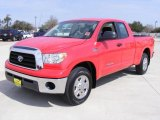 2008 Radiant Red Toyota Tundra SR5 Double Cab #3272354