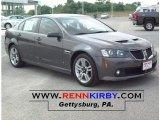 2009 Magnetic Gray Metallic Pontiac G8 Sedan #32682809