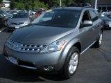 2007 Platinum Pearl Matallic Nissan Murano SL AWD #32682403
