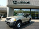 2003 Harvest Gold Metallic Ford Explorer XLS 4x4 #32682866
