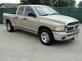 2002 Light Almond Pearl Dodge Ram 1500 SLT Quad Cab #32682420