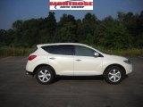 2010 Glacier White Pearl Nissan Murano S AWD #32682904