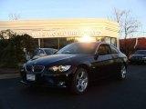 2007 Jet Black BMW 3 Series 328xi Coupe #3264980